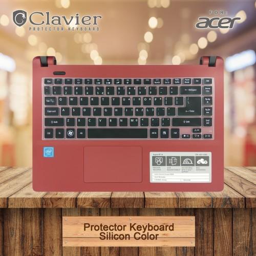 Foto Produk ACER Color Keyboard Protector/Keyboard Protektor/Pelindung Keyboard dari Clavier