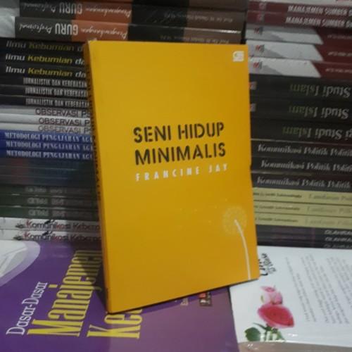 Foto Produk BUKU SENI HIDUP MINIMALIS - FRANCINE JAY dari ROSI BOOKSTORE