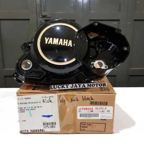 Foto Produk Block blok bak kopling kanan rxk rx king rxking black original dari LUCKY JAYA MOTOR