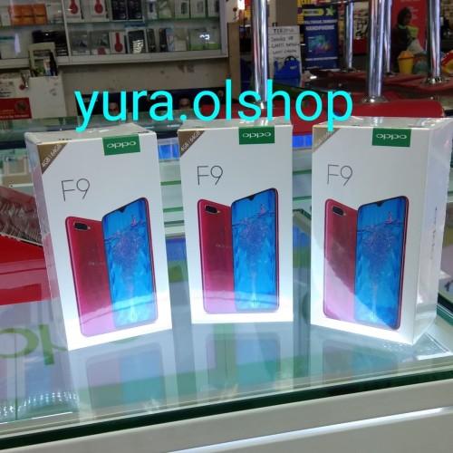Foto Produk oppo f9 4gb 64gb dari yura.olshop