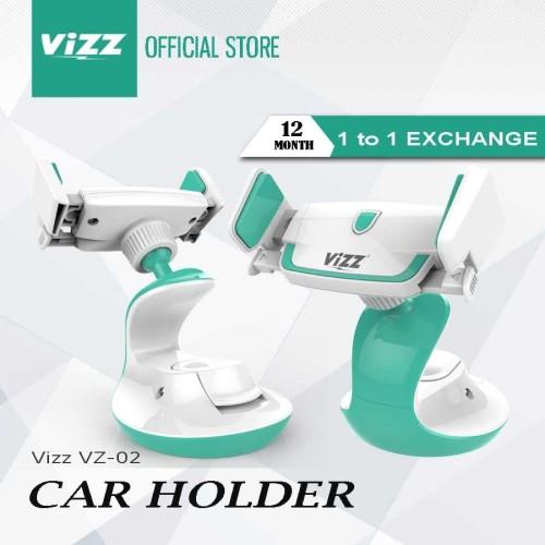 Foto Produk Vizz Car Holder VZ-02 Car Holder Stylish dari Vizz Official Store