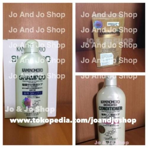 Foto Produk Kaminomoto Shampoo 300 ml dari Jo And Jo Shop