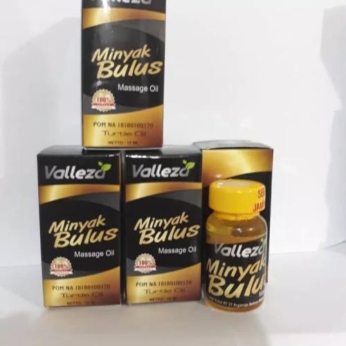 Foto Produk Minyak Bulus Valleza dari zahro herbal 09