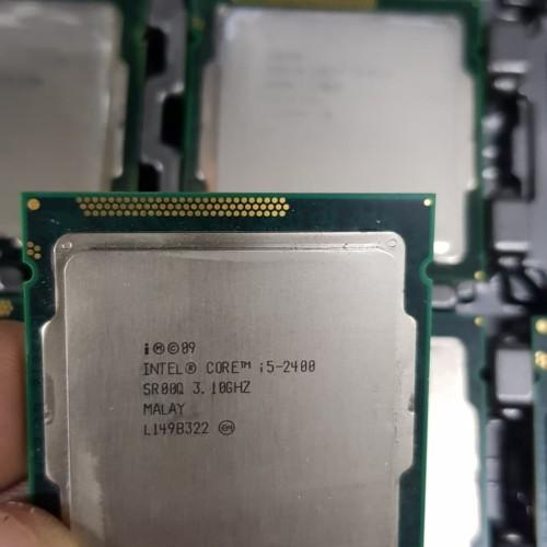 Foto Produk PROCESSOR CORE I5 2400 dari AL computerr
