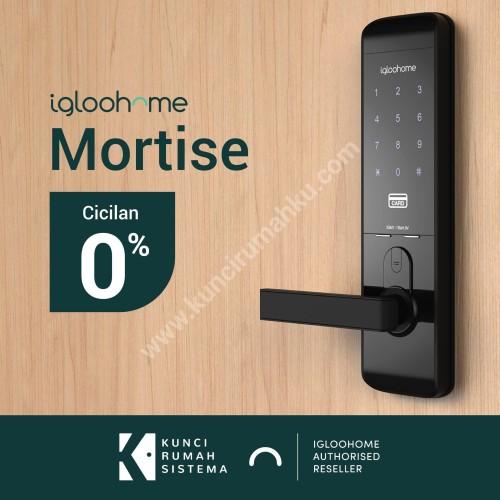 Foto Produk Igloohome Smart Mortise - Smart Lock Key , Kunci rumah digital dari Igloohome