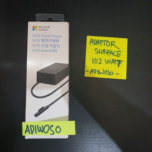 Foto Produk Microsoft Surface Power Charger 102 Watt ORIGINAL dari Adiwoso