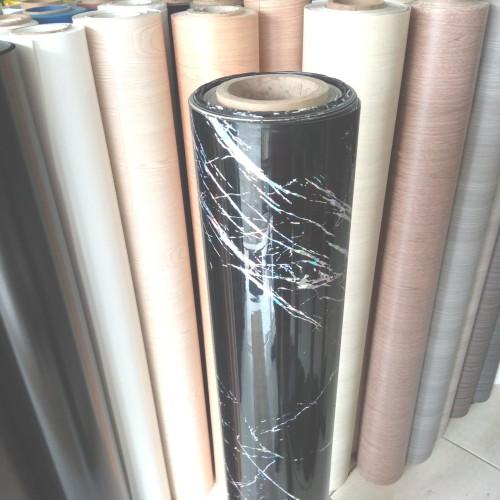 Foto Produk Tacon Sheet 188 - 92 Motif MARMER Lapisan Meja / Lemari PVC Sheet dari Toko Income