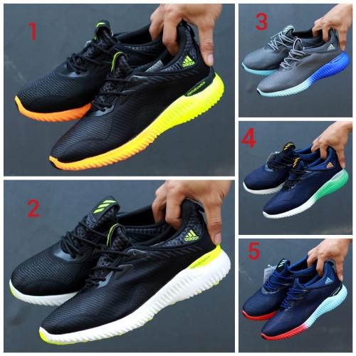 Foto Produk Sepatu Sneakers Pria dari hana shoes