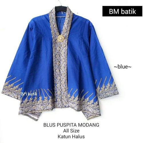 Foto Produk blouse batik jempol dari Batik Sri