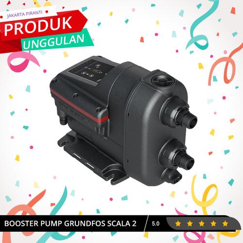 Foto Produk Pompa Booster Grundfos SCALA 2 - Grundfos SCALA2 3-45 (PROMO TERBATAS) dari Jakarta Piranti