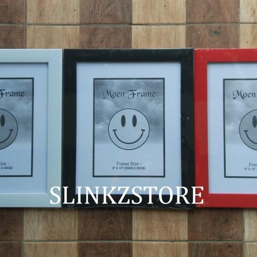 Foto Produk Bingkai / frame Foto 8R/10R / figure ( 20 Cm x 25 cm ) minimalis dari SlinkzStore