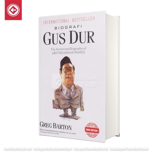 Foto Produk Biografi Gus Dur (Hard Cover) dari Berdikari Book