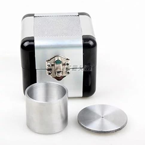 Foto Produk Density Specific Gravity Cup pycnometer 37cc 37ml Stainless steel dari toko-alisha