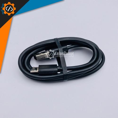Foto Produk Kabel Micro USB Android Kabel Download NodeMCU Arduino MicroUSB XIAOMI dari Kelas Robot