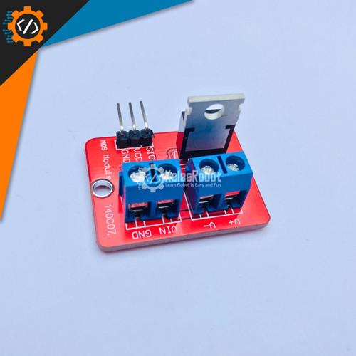 Foto Produk Mosfet IRF520 IRF520N Module Driver IRF 520 100V 10A for Arduino Murah dari Kelas Robot