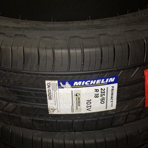 Foto Produk ban mobil michelin 235 60 18 primacy suv new crv dari pitstop karawaci