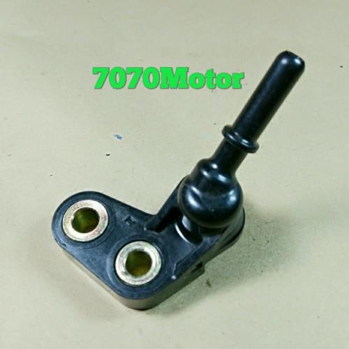 Foto Produk rumah injector CB 150 R LED - CBR 150 LED - Sonic 150 .pipe joint comp dari 7070motor