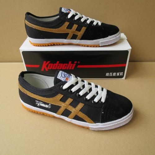 Foto Produk Sepatu Capung - Kodachi 8172 - Hitam Coklat - Cokelat Muda, 38 dari Makmur Sepatu Sandal