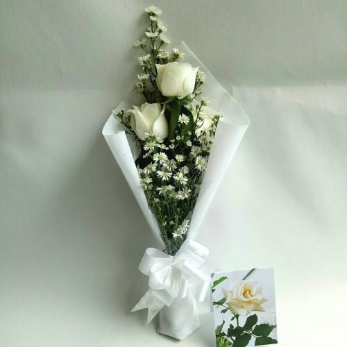Foto Produk Open Order Untuk Hari Valentine Buket Bunga Valentine dari Freshcut Flower