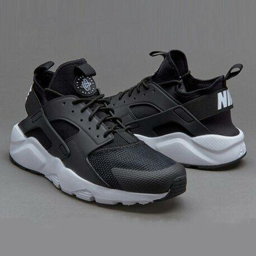 Nike Air Huarache Ultra Black White Premium Quality