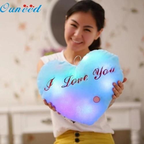 Foto Produk Bantal LED Menyala cocok hadiah Valentine dari PIK88Elektronik