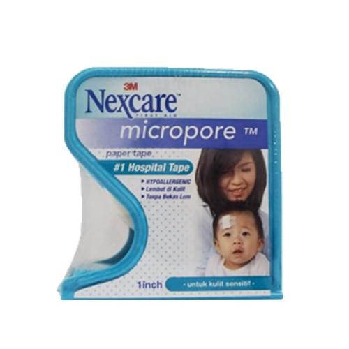 "Foto Produk ""NEXCARE MICROPORE 1""""X10 / P3K / Plester / Plester Luka"" dari CENTURY HEALTHCARE"