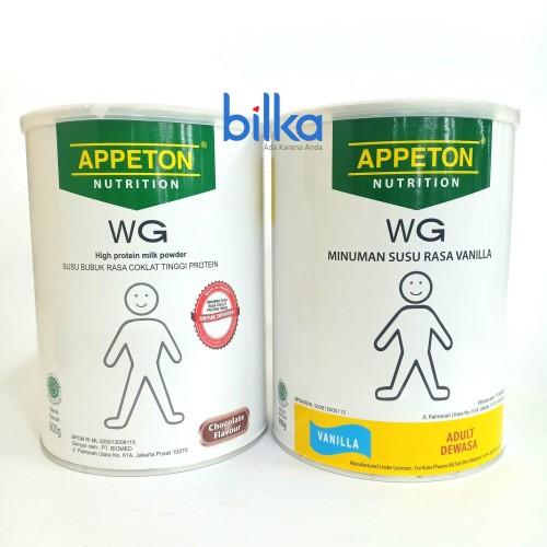 Foto Produk APPETON WEIGHT GAIN Dewasa 900g dari Bilka Supermarket