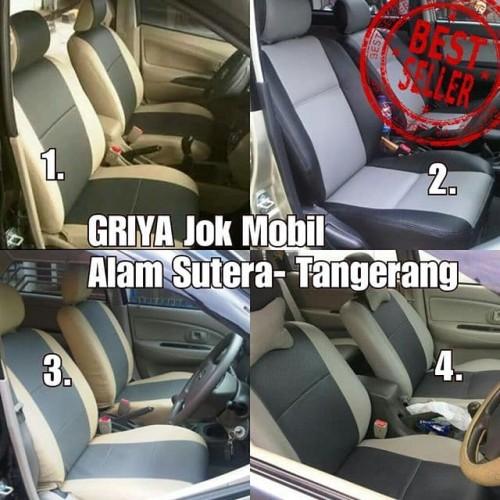 Foto Produk Sarung Jok Grandmax Sarung Jok Luxio Fullset dari GRIYA JOK MOBIL