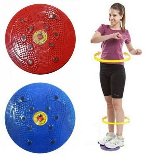 Foto Produk Jogging Magnetic Trimmer Body Plate Alat Olahraga / Pembakar Lemak dari WilDi