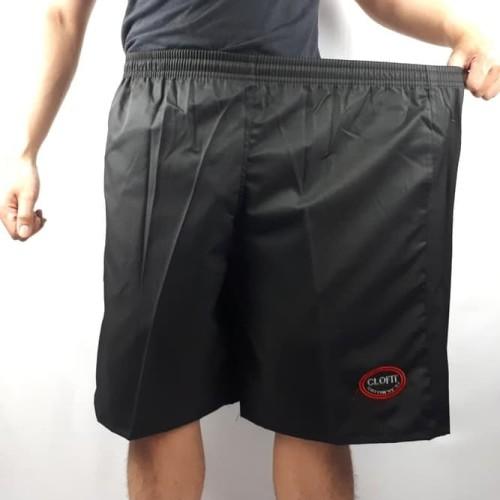 Foto Produk Celana Pendek Polos Katun BIG SIZE JUMBO Santai -JBRDL001 dari JuraganKolor