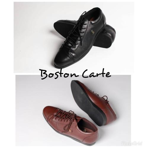 Foto Produk sepatu kulit model carte (boots/pantofel/delta/brodo/bally/kickers dari faiz footwear