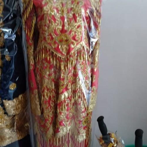Foto Produk baju adat Padang pengantin dari zherav store