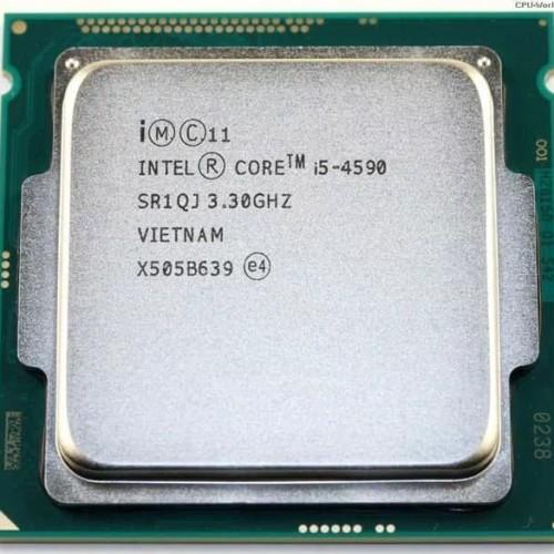 Foto Produk Intel Core I5 4590 Tray + Fan Ori LGA 1150 dari t_pedia pc