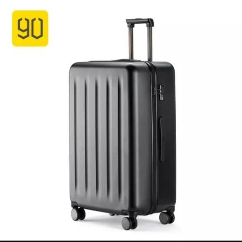"""Foto Produk Koper xiaomi 90Fun Luggage 28"""" in Black - Putih dari jcb online"""