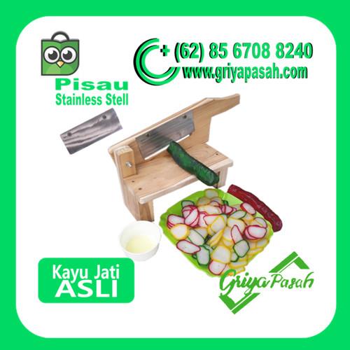Foto Produk Alat pemotong kerupuk kemplang engkol mini dari Griyapasah Official Store