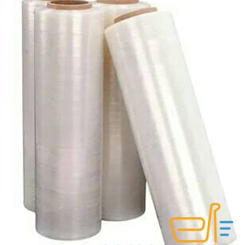 Foto Produk Streching Film 30cm X 250 Meter 17 Micron Plastik Wrapping Strech Film dari Pamosroom Living