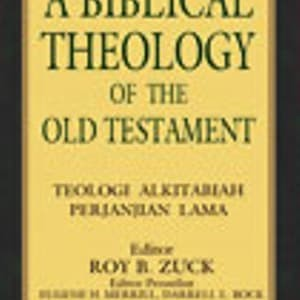 Foto Produk A Biblical Theology Of The Old Testament ( Darrell L. Bock ) dari lilinkecil