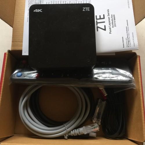 Foto Produk STB ZTE B860h Fullset New Root dari Ice__Shop0