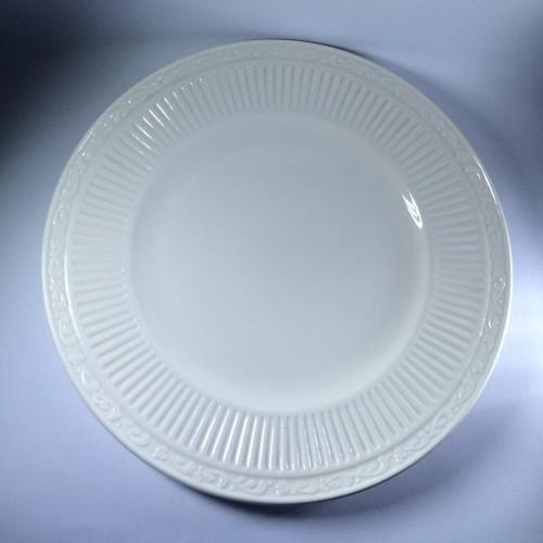 Foto Produk Piring makan elegant brand | Dinner Plate Elegant MKS | Export Murah dari GALAXY HouseholdCeramics