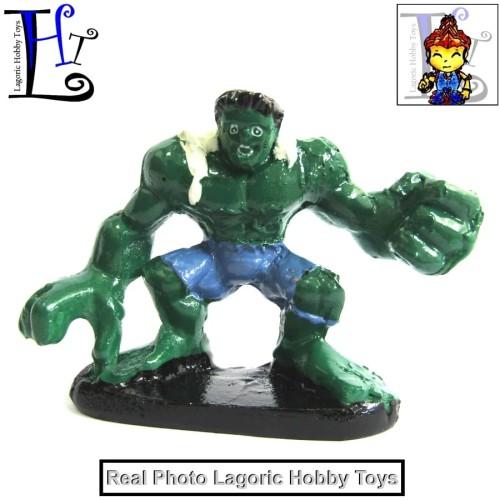 Foto Produk Marvel Super Hero Squad CT Hulk dari Lagoric Hobby Toys