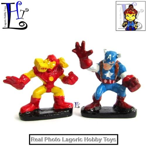 Foto Produk Marvel Super Hero Squad CT Set Duo B dari Lagoric Hobby Toys