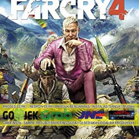 Foto Produk FAR CRY 4 CD DVD GAME PC GAMING PC GAMING LAPTOP GAMES dari WEPRO-SHOP
