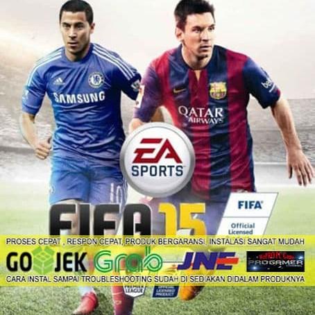 Foto Produk FIFA 15 CD DVD GAME PC GAMING PC GAMING LAPTOP GAMES dari WEPRO-SHOP