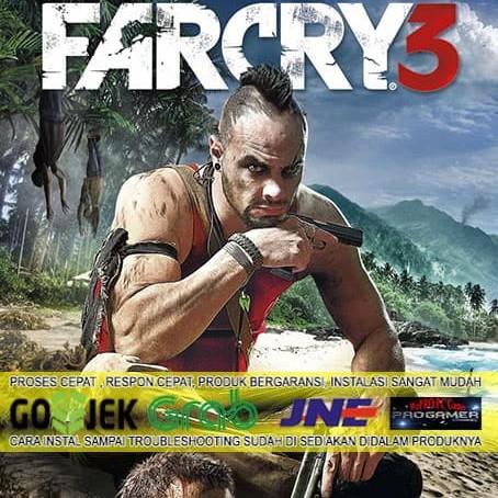 Foto Produk FAR CRY 3 CD DVD GAME PC GAMING PC GAMING LAPTOP GAMES dari WEPRO-SHOP