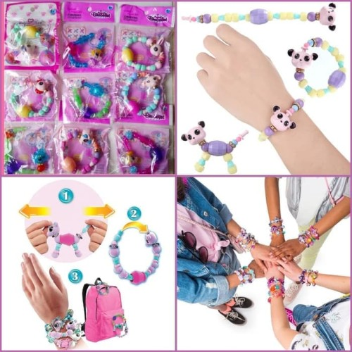 Foto Produk Gelang Magical Bracelet / Twisty Petz / Twisty Unicorn dari Spinner Paling Murah