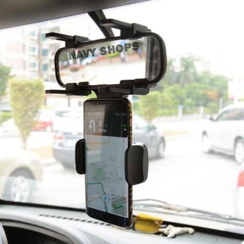 Foto Produk Holder Mobil - Holder GPS - Holder Kaca Spion - Tempat Hp Mobil dari Navy Shops