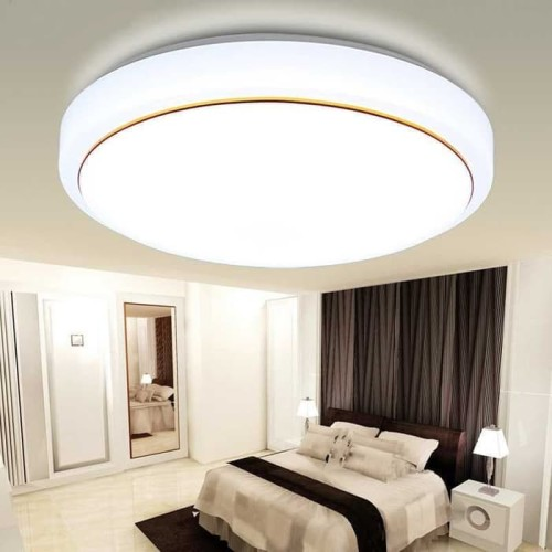 Foto Produk Lampu LED Plafon Modern - Putih - 36W / 40cm dari aliku