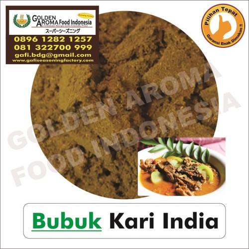 Foto Produk Bubuk Kari India Asli Serbuk. 0896-1282-1257 (WA/Call), Curry Powder dari Pensil hb Asli Merk 2