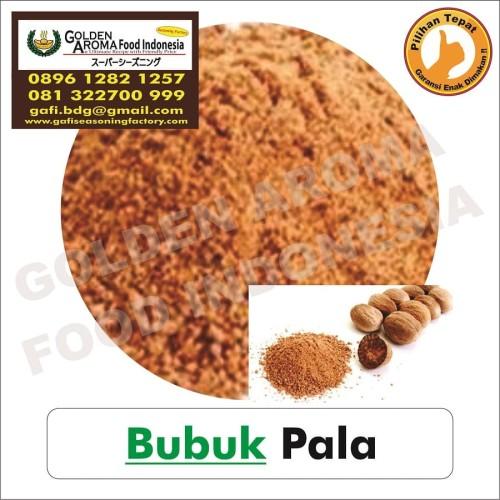 Foto Produk Bubuk Pala Asli Serbuk. 0896-1282-1257 (WA/Call), Nutmeg Powder dari Pensil hb Asli Merk 2