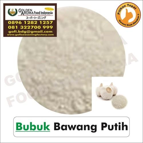Foto Produk Bubuk Bawang Putih Asli Serbuk. 0896-1282-1257 (WA), Garlic Powder dari Pensil hb Asli Merk 2